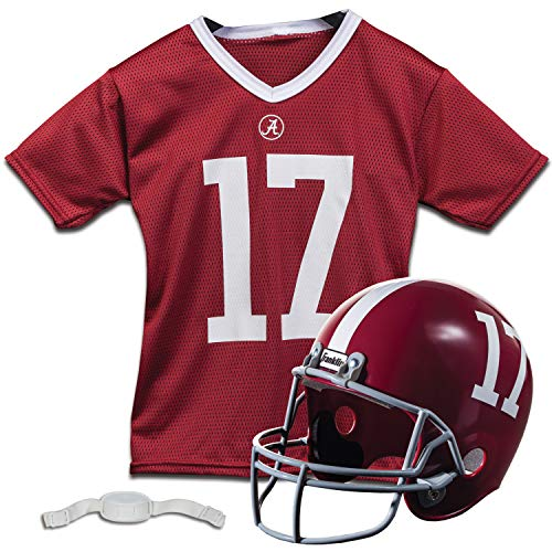 Franklin Sports NCAA Youth Helmet Jersey Set