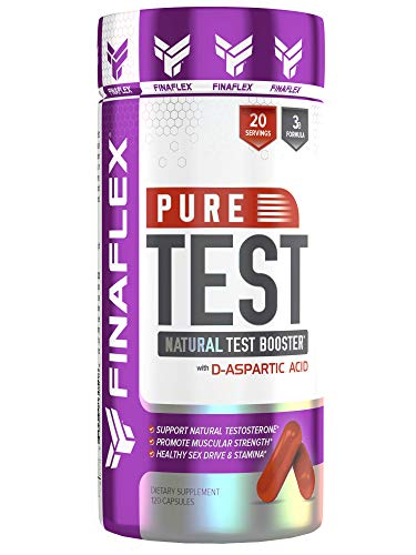 Pure Test by FINAFLEX the Ultimate Test Booster