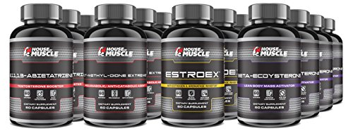 Top 8 Best Prohormones On The Market 2019 Reviews