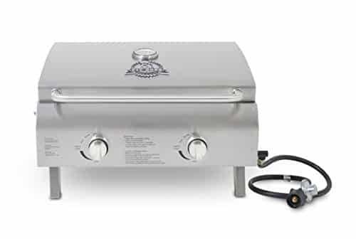 Pit Boss Grill 75275 Stainless Steel Two-Burner Grill