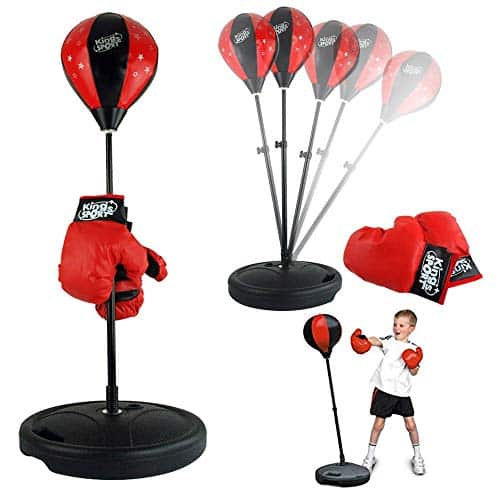 Liberty Imports Sport Punching Bag Set