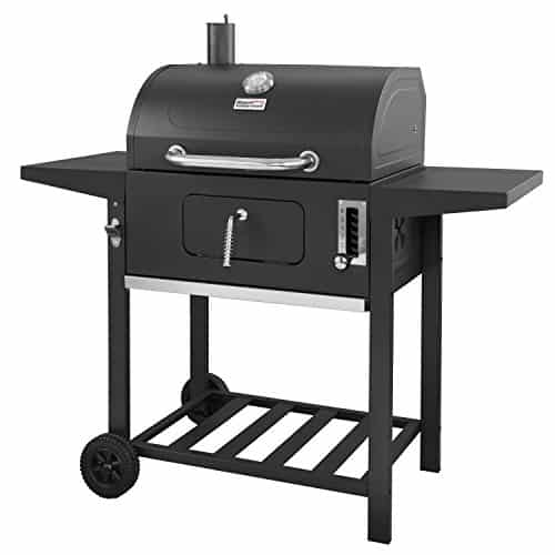 Royal Gourmet 24-inch Charcoal Grill
