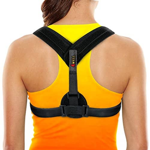 Back Posture Corrector Brace by 4well