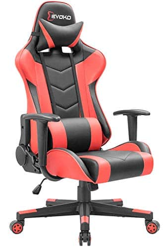 Devoko Ergonomic Gaming Chair Racing Style