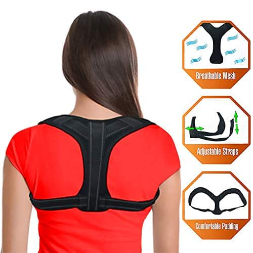 POSTURE CORRECTOR BRACE by Small Giant Health
