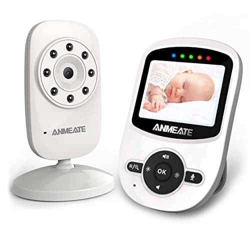 Video Baby Monitor with Digital Camera by Anmeate