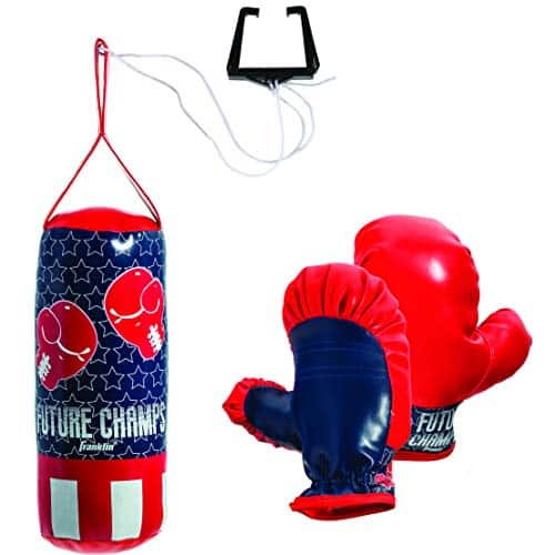 Franklin Sports Future Champs Kids' Mini Boxing Set