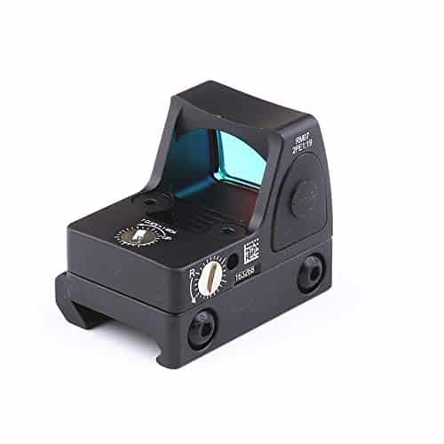 HAOYUN Spirit Tactical RMR Adjustable Reflex Red Dot Sight