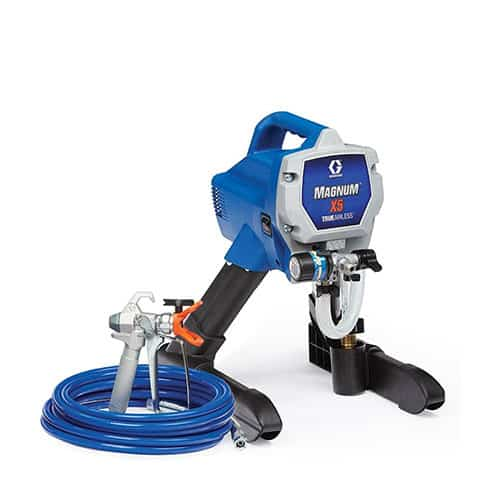 Graco magnum X5 stand paint sprayer