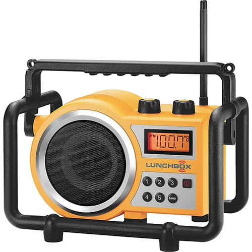 Sangean LB-100 Ultra Rugged Compact AM/FM Radio