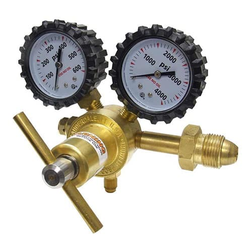 Uniweld RHP400 Nitrogen Gas Regulator