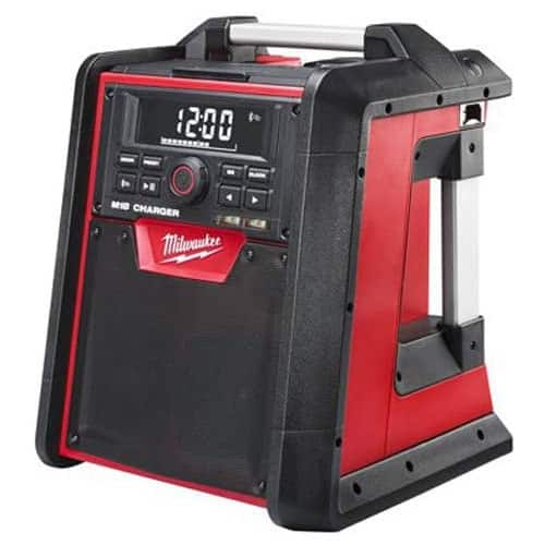 Milwaukee 2792-20 Battery Charger/Radio
