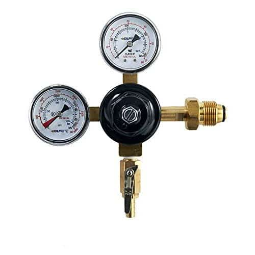 Taprite Dual Gauge Nitrogen Gas Regulator
