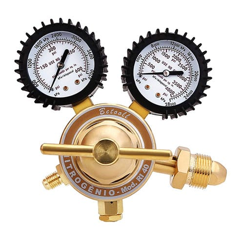 BETOOLL Nitrogen Gas Regulator