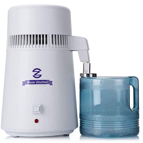 CO-Z 110V 4 Liter Water Distiller