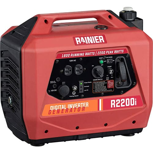 Rainier R2200i Super Quiet Portable Power Station