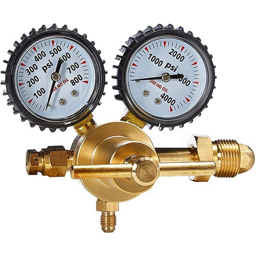 SPARC Nitrogen Gas Regulator