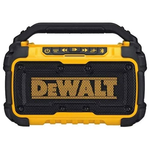 DEWALT DCR010 20V Max Bluetooth Jobsite