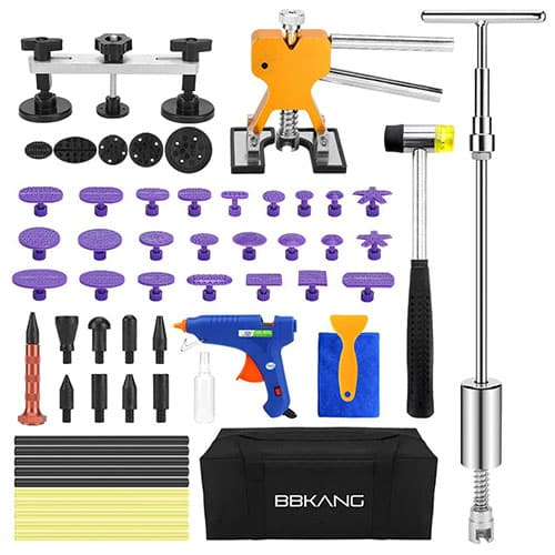 BBKANG Paintless Dent Repair Remover Removal Tool Kit