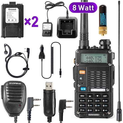 Ham Radio Walkie Talkie