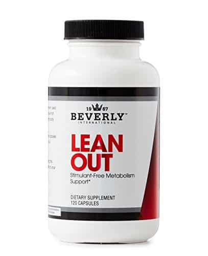 Beverly International Lean Out 120 Capsules. Fat Burner
