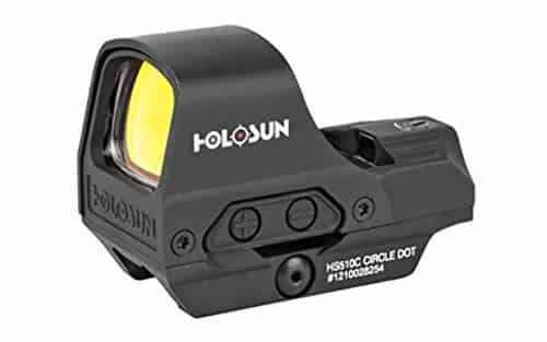 Holosun HS510C Power Holographic