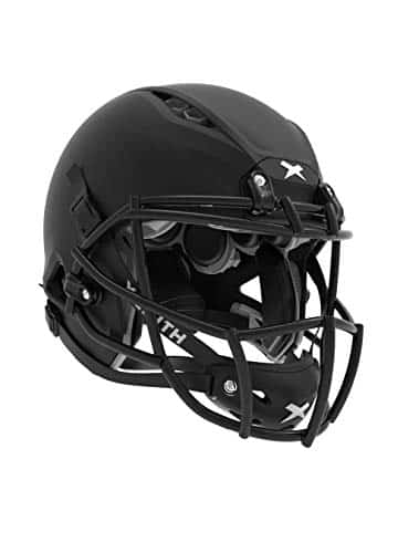 Xenith Shadow XR Youth Matte Black Football Helmet